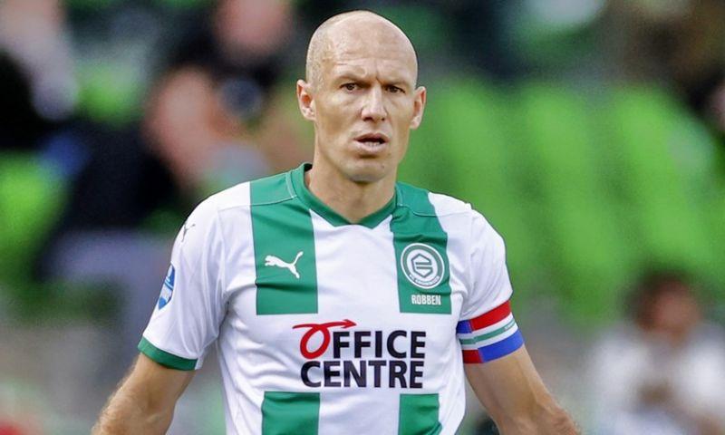 Afbeelding: Robben denkt niet aan stoppen: