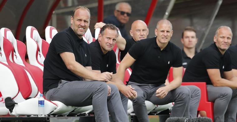 KNVB beargumenteert Emmen-besluit: 'Ongevraagd geconfronteerd mee worden'
