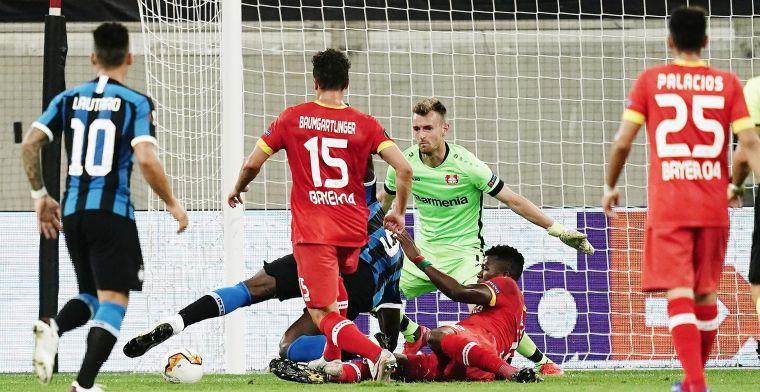 Lukaku strijdt met twee spelmakers om 'Player of the Season'-trofee in EL