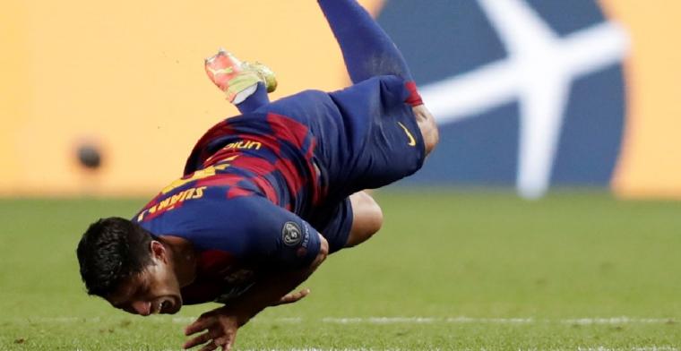 'Suárez, Dzeko én oud-Ajacied Milik zijn onderdeel van transferdriehoek'