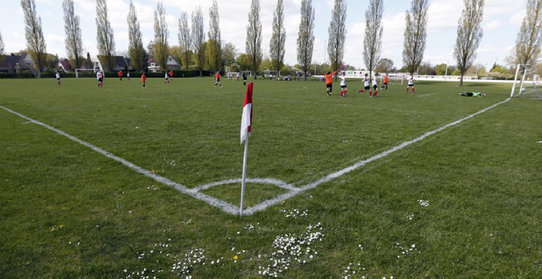 Opvallend verhaal: Duits team doet aan social distancing en verliest met 37-0