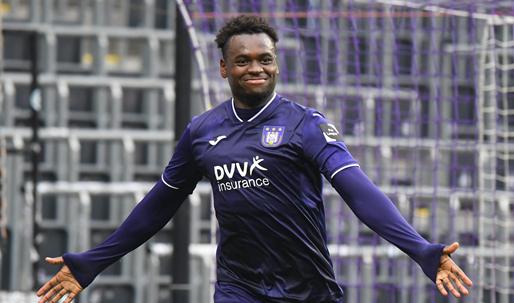 'Anderlecht bereikt akkoord met Franse club over transfer Dimata, maar die weigert'