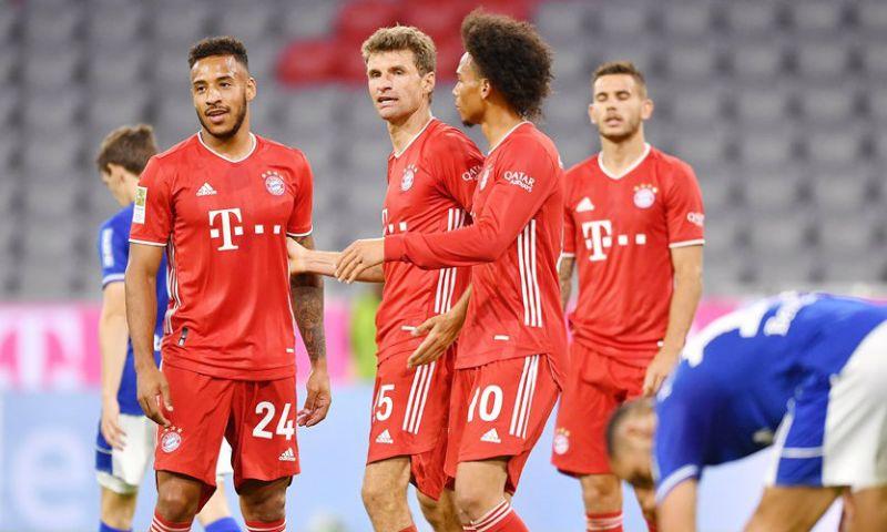Afbeelding: Bayern zet één maand na Champions League-finale alweer de toon met 8-0 (!) zege