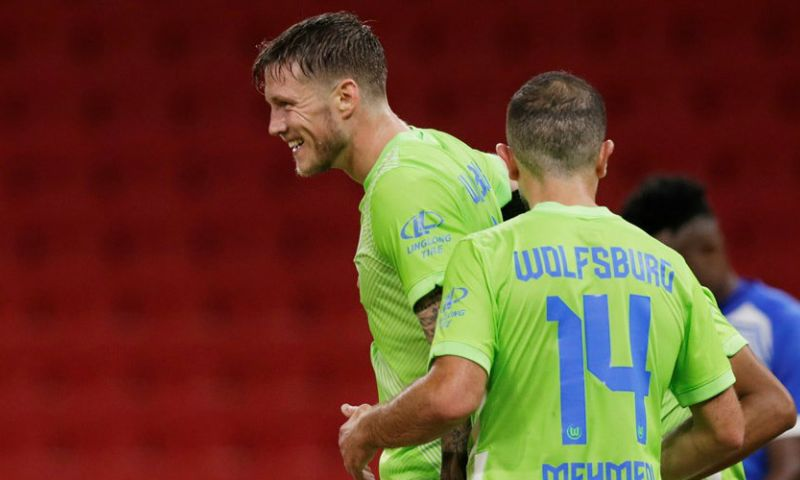 Afbeelding: 'Hoop dat Weghorst stap kan maken, zou voor Nederlands elftal fantastisch zijn'