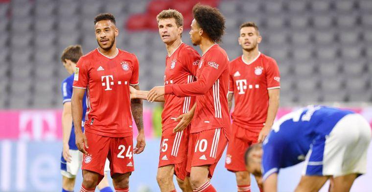 Bayern zet één maand na Champions League-finale alweer de toon met 8-0 (!) zege