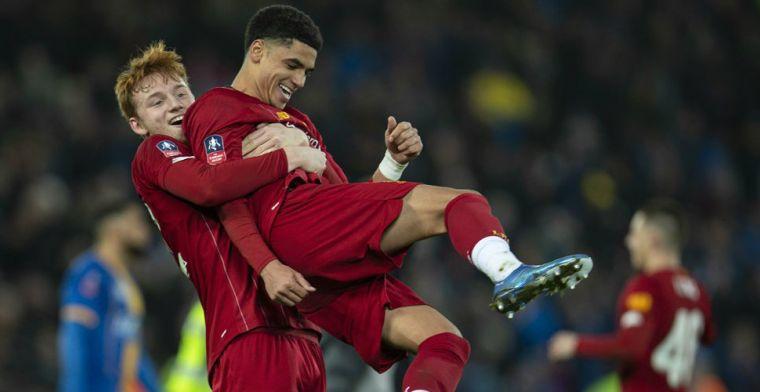 '18-jarig talent verlaat Liverpool na twee jaar, Wolves betalen elf miljoen'