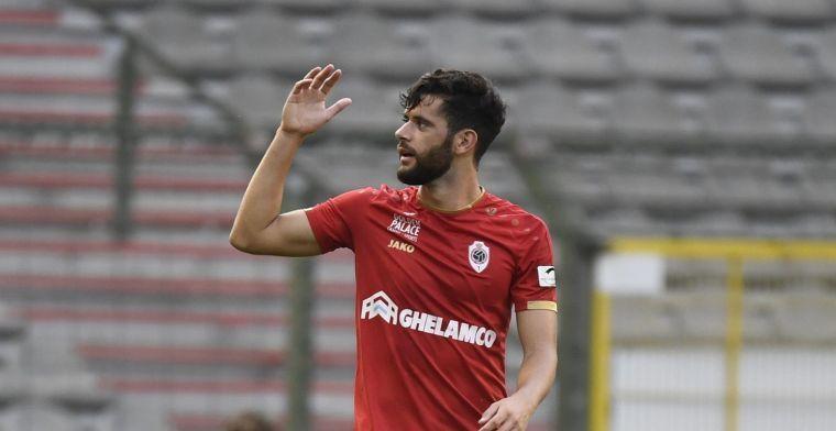 'Antwerp zoekt oplossing  voor Ivo Rodrigues: twee clubs kloppen aan de deur'