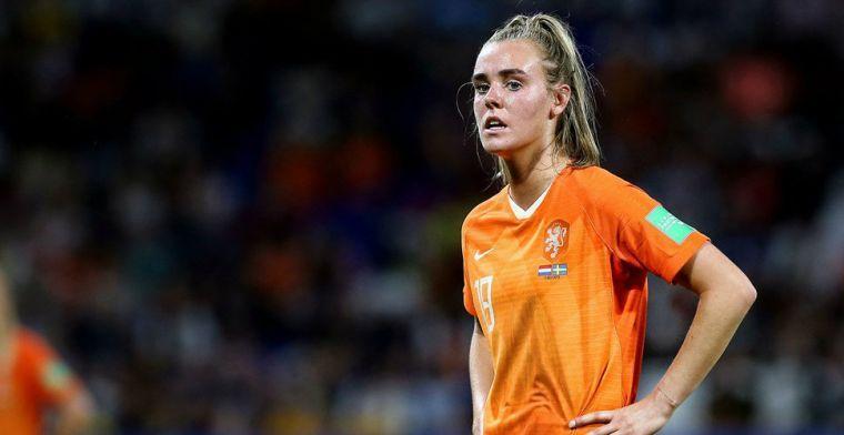 Oranje Leeuwinnen danken Roord en kunnen titel verdedigen op EK