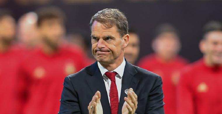 AD: De Boer en KNVB vinden elkaar in eerste gesprek, volgende week duidelijkheid