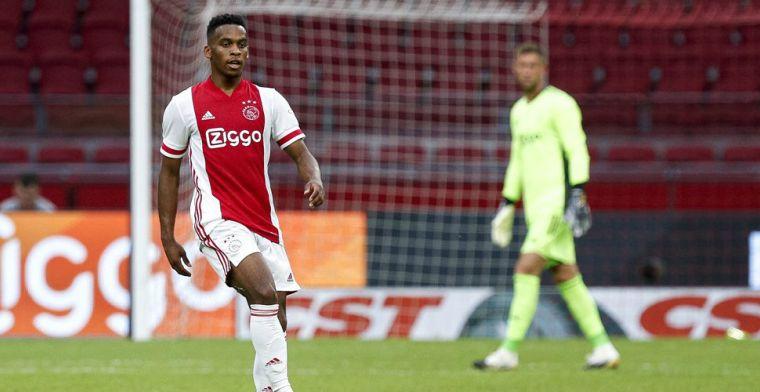 Ajax legt wéér talent vast: Timber krijgt shirt met rugnummer 2 uitgereikt