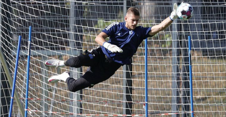 Lyon doet wéér zaken op de late vrijdagavond: HSV-doelman tekent tot 2024