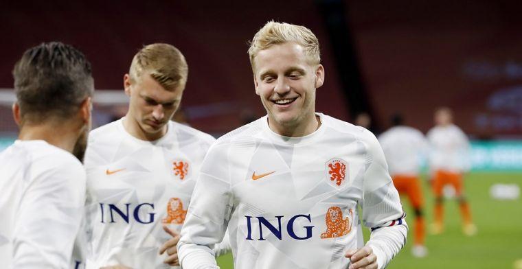 Van de Beek staat voor debuut: dit zijn de vier opties voor hem bij United