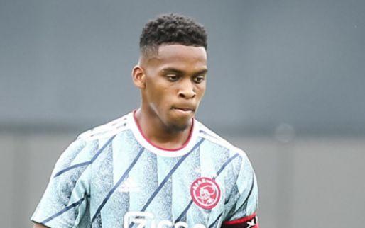 'Ik hoop dit seizoen of volgend seizoen basisspeler te worden bij Ajax'