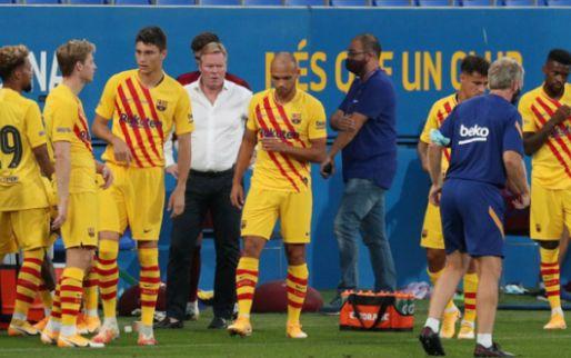 Afbeelding: Barcelona maakt opstelling bekend: twee wijzigingen, De Jong behoudt zijn plek