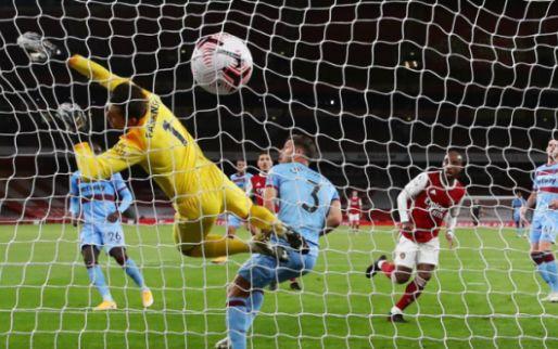 Afbeelding: Arsenal wint tweede Londense derby en kan met vertrouwen naar Liverpool