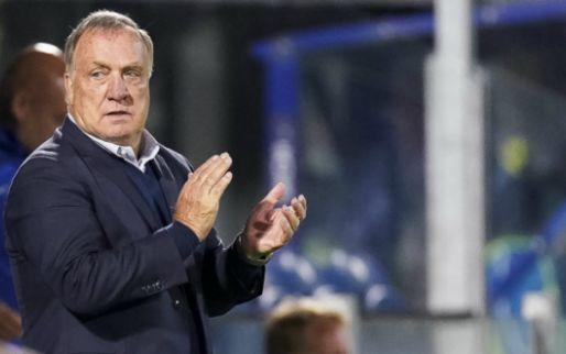 Advocaat: 'Alleen Ajax mag noteren dat er jeugd doorbreekt, maar wij doen zelfde'