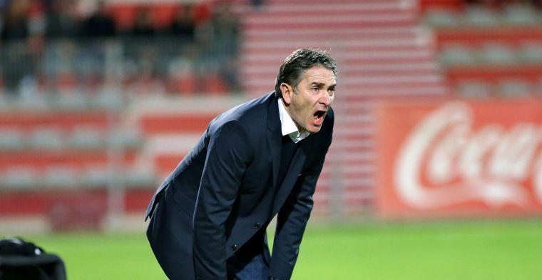 OPSTELLING: Standard start met Carcela in de basis tegen KV Kortrijk