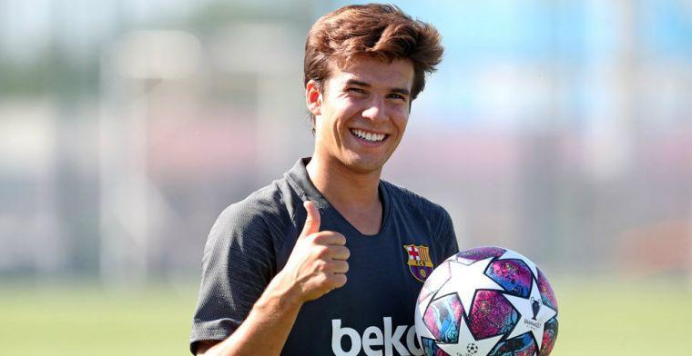 'Koeman heeft een van de grootste Barcelona-talenten niet nodig'