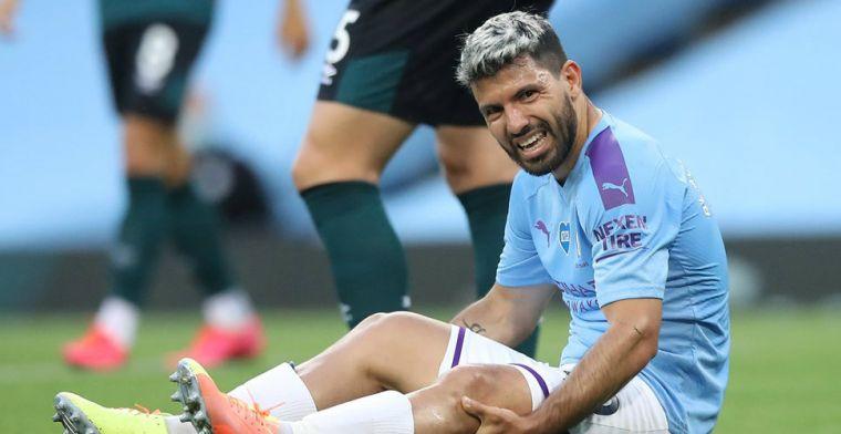 Guardiola moet sterspeler langer missen: 'Wisten dat het een lastige blessure was'