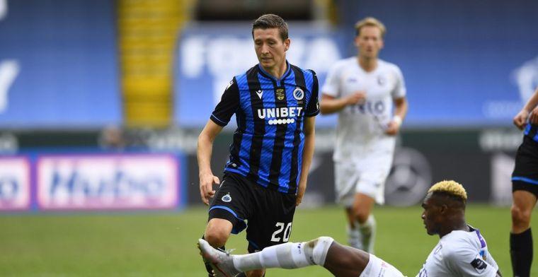 Vanaken staat voor jubileumwedstrijd met Club Brugge tegen Zulte Waregem