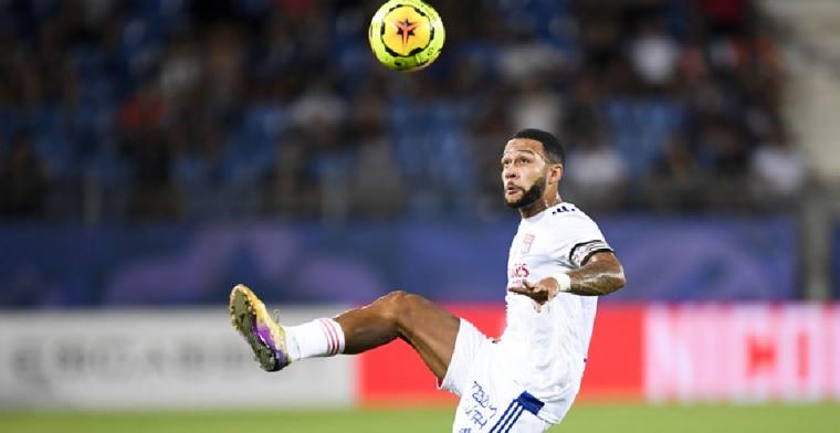 Toch geen Barcelona voor Depay: 'Lyon denkt aan ruildeal met AC Milan'