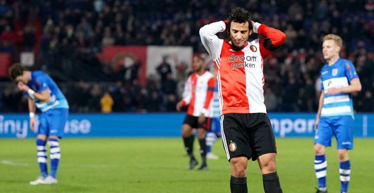 Ayoub raakte plezier kwijt bij Feyenoord: 'Werd me afgenomen, deed pijn'