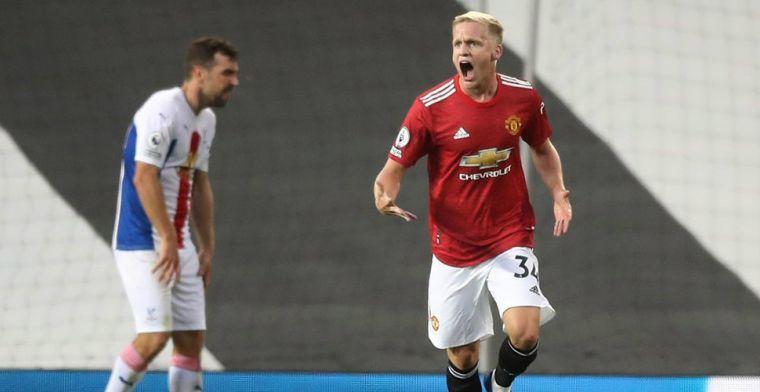 Batshuayi proeft klein beetje mee van stunt bij Manchester United