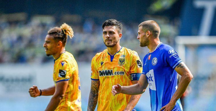 OPSTELLING: Cercle Brugge en Sint Truiden sluiten zesde speeldag af