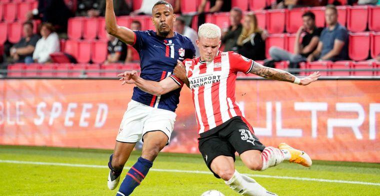 LIVE: PSV verslaat Emmen in extremis ondanks nieuwe flater van Mvogo (gesloten)