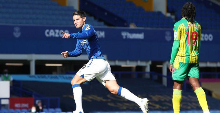 Cambuur loopt weer averij op, maximale score voor Engelse koploper Everton