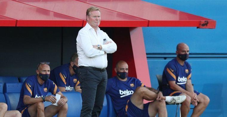 Koeman kan eindelijk beroep doen op aanwinst, slecht nieuws voor Suárez
