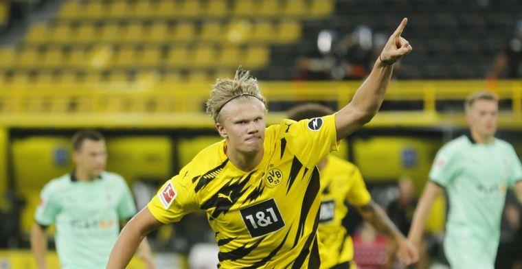 Dortmund begint voortvarend dankzij zeventienjarige toptalenten én Haaland