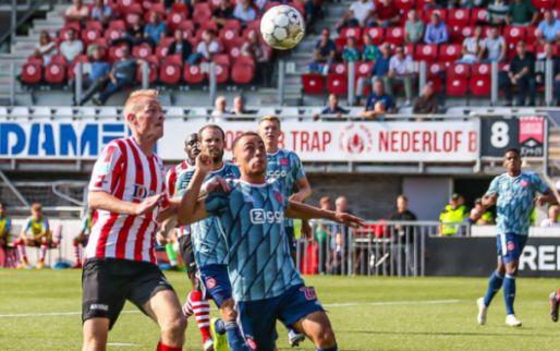 'Ajax rekent op transfer Dest en wil richting transferbedrag van 25 miljoen'