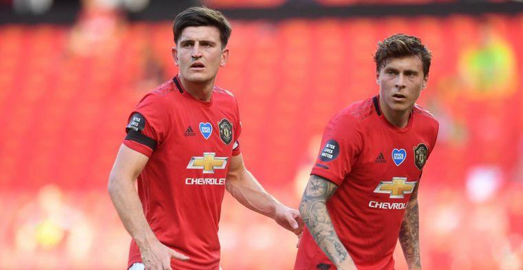 Man United 'moet Sancho vergeten': 'Met dit centrale duo gaat het nooit lukken'
