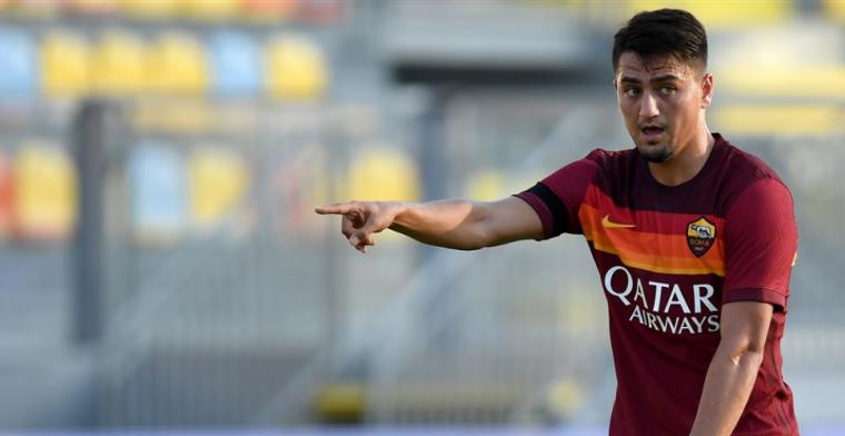 Kluivert zwaait concurrent uit bij Roma: Leicester City bedingt optie tot koop