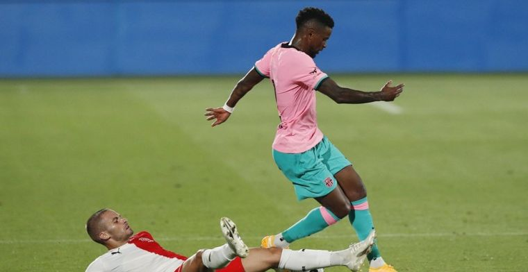 'Koeman ziet Semedo vertrekken: weg naar Barcelona bijna vrij voor Dest'