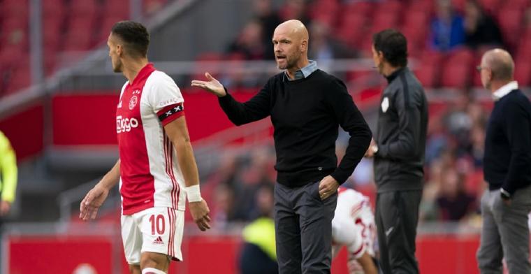 Ten Hag sluit tandem bij Ajax niet uit: Ik vind het geweldig om te zien