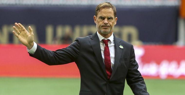Update: 'Gesprekken De Boer en KNVB in afrondende fase, staf meenemen mogelijk'