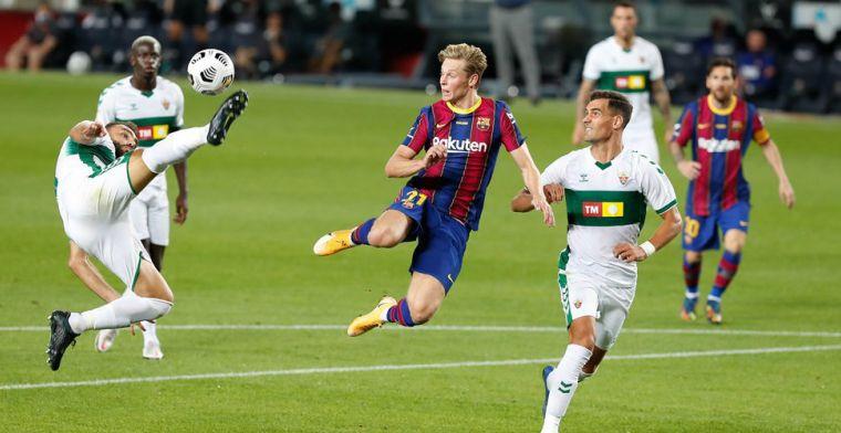 Laatste test voor FC Barcelona: 'Koeman weet wie hij kan vertrouwen. En wie niet'