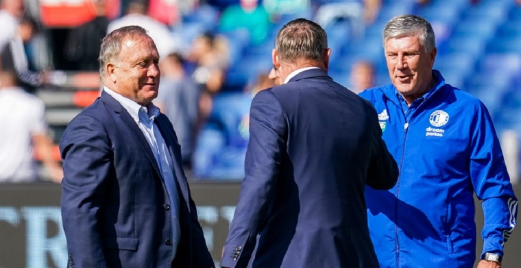 Update: Feyenoord komt met slecht nieuws: Botteghin voorlopig afwezig
