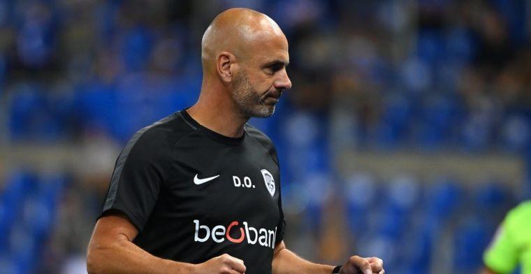 Olivieri is duidelijk over rol bij KRC Genk: Hopelijk snel een nieuwe trainer