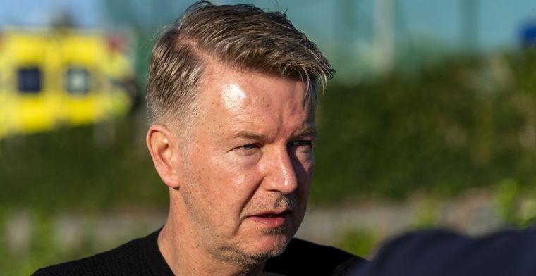 'Ik begrijp helemaal niets van de KNVB, zo weigeren normaal te communiceren'