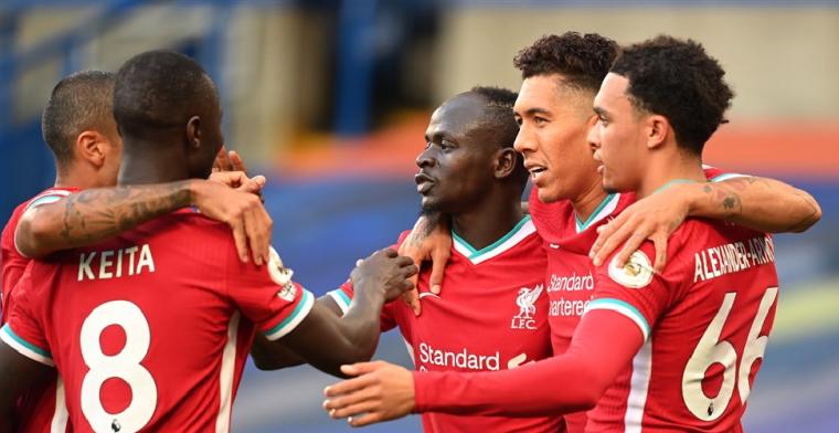 Weer negatieve hoofdrol Kepa bij nederlaag Chelsea: Liverpool pakt de volle buit