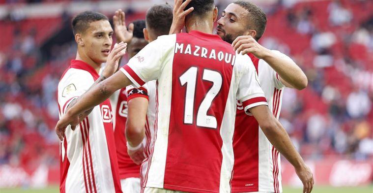 LIVE: Ajax wint eenvoudig van RKC en profiteert van fouten concurrentie (gesloten)