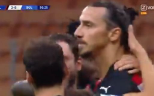 Nummer twee voor Zlatan: Zweed rost penalty snoeihard in de kruising