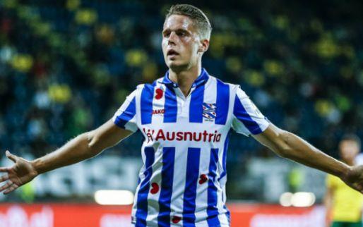 Afbeelding: Van Hanegem: 'Hij is een leuke voetballer, maar Feyenoord kon hem niet betalen'