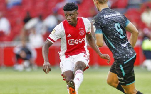 Van Galen: 'Dat terugsjokken moet eruit, ook al speelde Ajax tegen tiental RKC'