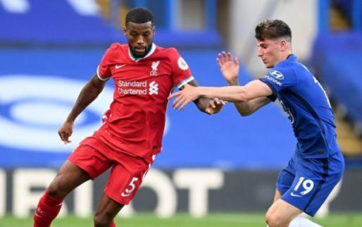 Wijnaldum kind van de rekening bij Liverpool: 'Zijn vertrek is onontkoombaar'