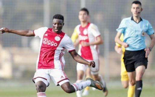 Afbeelding: 'Ik weet nog niet waar ik dit seizoen ga spelen, daarover praat ik met Ajax'