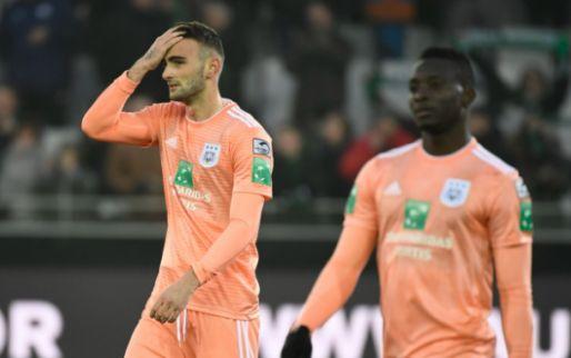 OFFICIEEL: Grote schoonmaak gaat verder bij Anderlecht, aanvaller naar Turkije